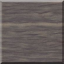 Purple Sandstone, Wenge Sandstone, Purple Wooden Sandstone Slabs & Tiles