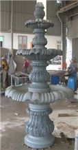 Granite Carved Water Fountain