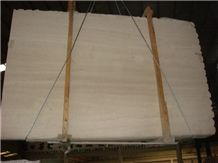 Limestone Slab Moca Cream