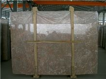 Red Filetto Marble Slab