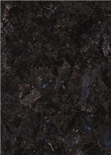 Galactic Blue Granite Slabs & Tiles, Ukraine Blue Granite