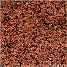 Leznykivske Granite Slabs & Tiles, Ukraine Red Granite
