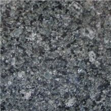 Verde Olivo Granite Slabs & Tiles, Ukraine Green Granite