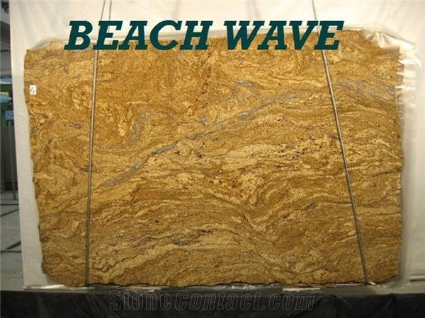 Beach Wave Granite Slabs From United States Stonecontact Com