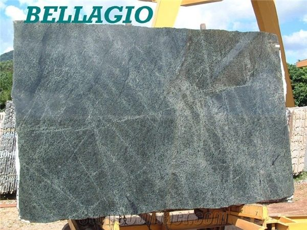 Bellagio Granite Slabs Brazil Green Granite From United