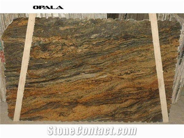 Opala Granite Slab Brazil Brown Granite From United