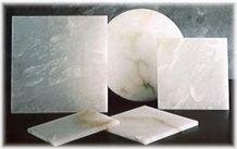 White Alabaster Tile