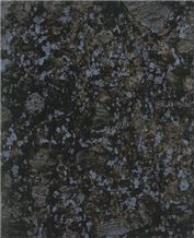 Butterfly Blue Granite Slabs & Tiles, China Blue Granite