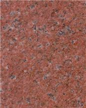 Qingshan Red Granite Slabs & Tiles, China Red Granite