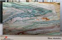 Uluru Australian Granite Slabs