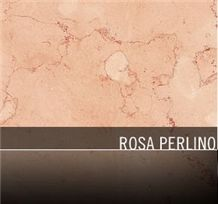 Rosa Perlino Marble Tile, Italy Pink Marble