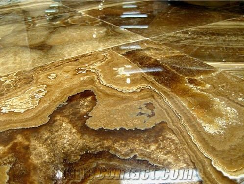 Brown Onyx Tiles From Canada 75545 Stonecontact Com