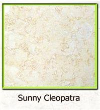 Sunny Cleopatra Marble Slabs & Tiles, Egypt Beige Marble