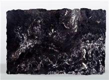 Black Falcon Granite Slabs & Tiles, Brazil Black Granite