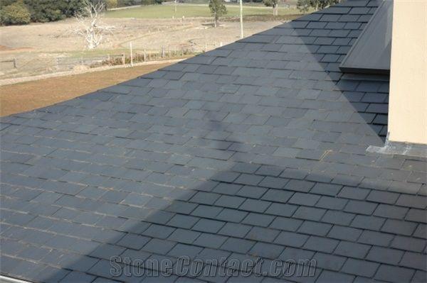 Spanish Roofing Slate Spain Black Slate Roof Tiles From
