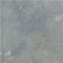 Azul Valverde Limestone Slabs & Tiles, Portugal Blue Limestone