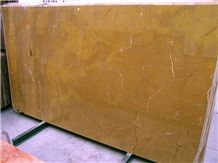 Etruscan Gold Marble Slab, Italy Yellow Marble