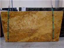 Kutahya Red Travertine Slab, Turkey Red Travertine