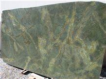 Verde Karzai (Exclusive) Slabs & Tiles, Verde Karzai Granite Slabs & Tiles