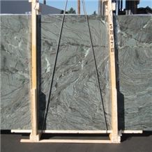 Green Iron Leather Soapstone Slabs