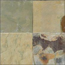 China Autumn Slate Slabs & Tiles