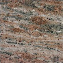India Desert Rose Granite Slabs & Tiles