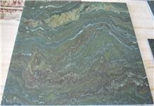 Tannoti Green Marble Slabs & Tiles, Greek Green Marble