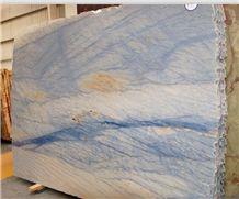 Azul Imperiale Quartzite, Blue Quartzite