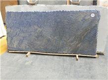 Azul Macaubas Quartzite Slab,Brazil Blue Quartzite