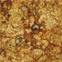 Golden Van Gogh Marble, Iraq Yellow Marble