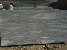 Crystal Rain Marble Slab