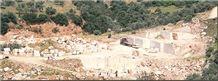 Kandia - Quarry, Marble Blocks