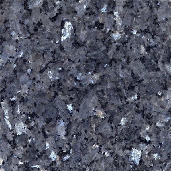Blue Pearl Granite Slabs Tiles Norway Blue Granite From