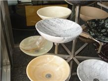 Natural Stone Wash Basin;stone Sink