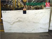 Jakarta Marble Slabs, Indonesia White Marble