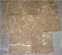 Olivia Marble Slabs & Tiles, Egypt Brown Marble