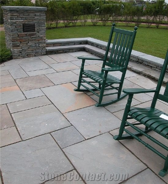 Pennsylvania Blue Stone Patio From United States