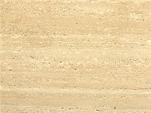 Wood Grain Travertine Thin Tile