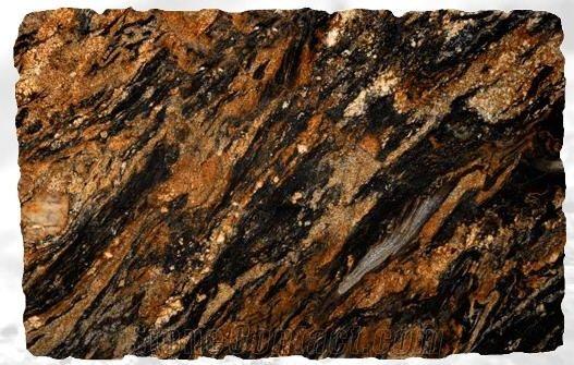 Sedna Gold Granite Slabs Tiles From Brazil 80575