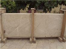 Burdur Beige Marble Slabs, Turkey Beige Marble