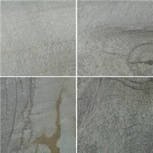 Rio Pampa - Greenish Quartzite