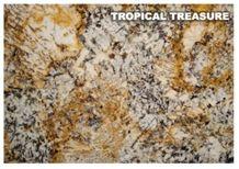 Tropical Treasure Granite Yellow Granite Stonecontact Com