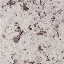 Bianco Romano Granite Slabs & Tiles, Brazil White Granite