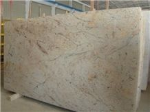 Ivory Chiffon, Ivory Chifon Granite Slabs & Tiles, Beige Polished Granite Floor Tiles, Wall Tiles