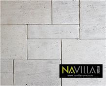 Dominican White Coral Stone Limestone Slabs & Tiles