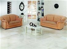 Anatolian Beige Marble Polished Flooring Tiles, Walling Tiles