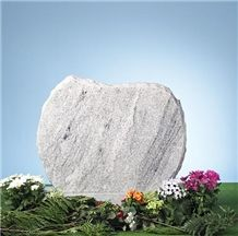 Ice Green Granite Gravestone