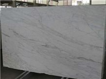Calacatta Caldia Marble Slabs, Italy White Marble