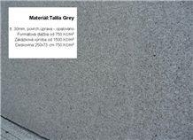 China Granite - Talila Grey