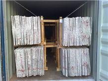 Granite Slabs Packing